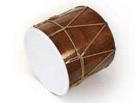 Дхол (Корпус из древесины бука)
