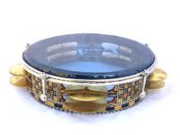 Pro Riq Tambourine Mosaic Gawharet El Fan drum
